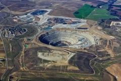 Área proyecto minero